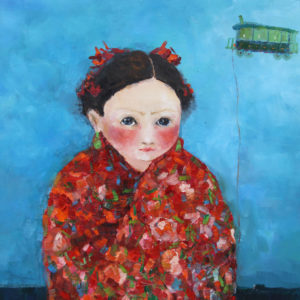 Little Frida - 50x50 cm - 2010