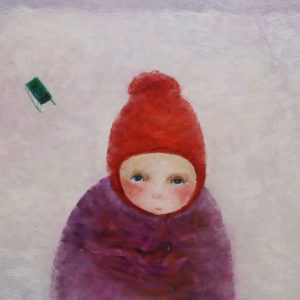 Ioana - 100x100 cm - 2009