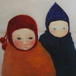 Children - 60x80 cm - 2010
