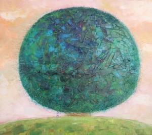 Tree of friendship - 70x80 cm - 2009