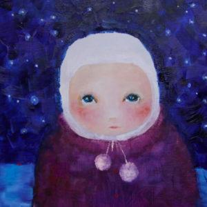 Masha - 50x50 cm - 2009