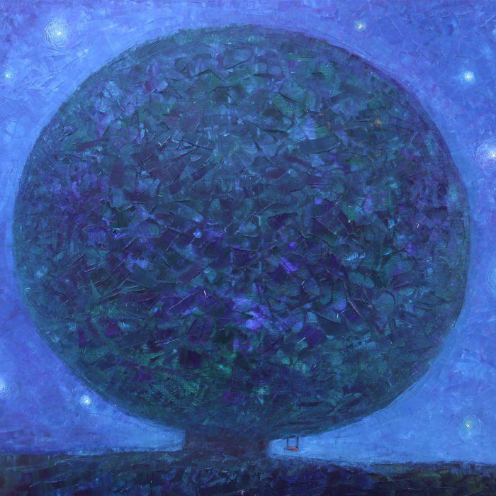 Tree of hope - 70x80 cm - 2009