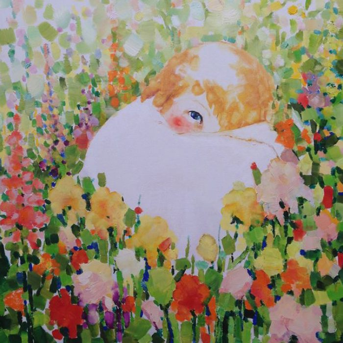 Spring melancholia